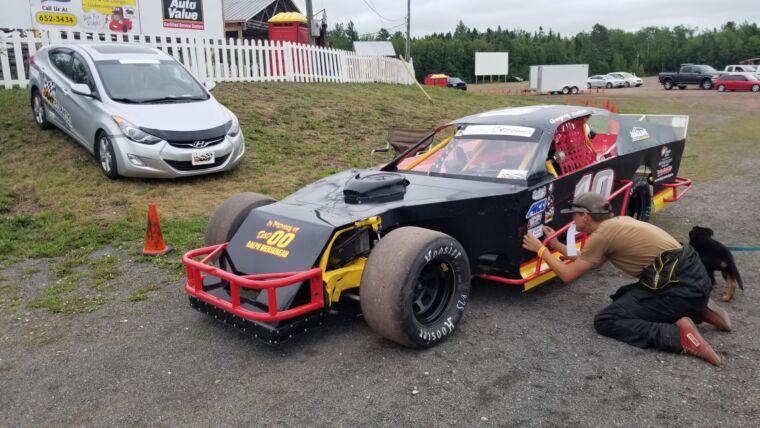 Speedway 660 Display