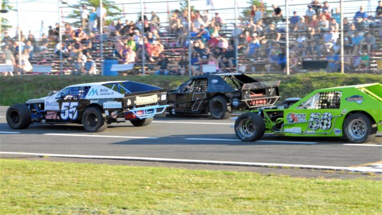 SPEEDWEEKEND SCHEDULE ANNOUNCED; FRIDAY RACING SHOW ADDED