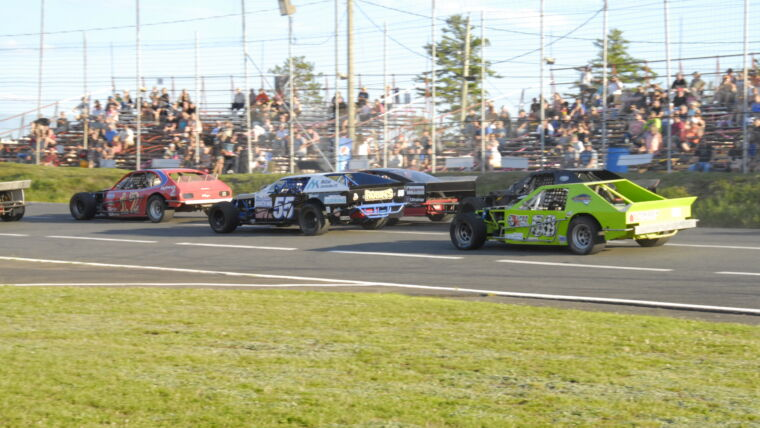 ORDER UP! ATLANTIC MODIFIED TOUR RETURNS TO SPEEDWAY MIRAMICHI SATURDAY