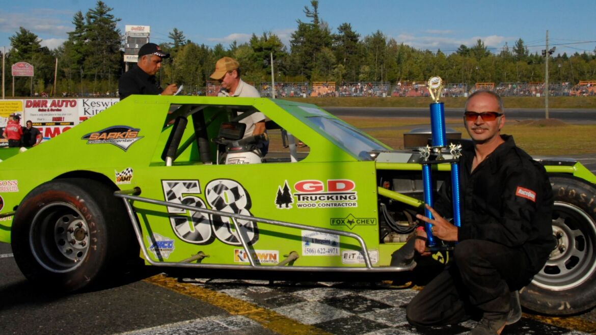 McCray Makes Another SpeedWeekend Sunday Moment; Wins Krown Rust Control 35
