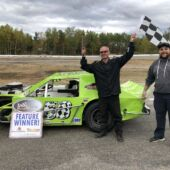 MCCRAY CLAIMS CHAMPIONSHIP CLINCHING VICTORY IN KESWICK KITCHEN SEASON FINALE
