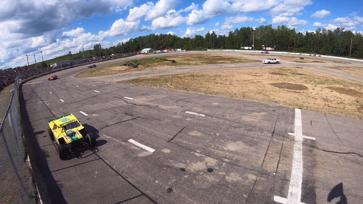 Official Feature Results – Sutherlands Excavating Limited 75 at Speedway Miramichi