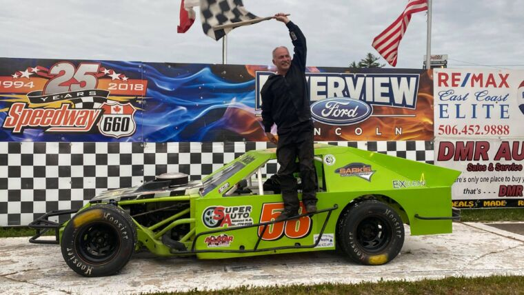 MCCRAY THIRD DIFFERENT ATLANTIC MODIFIED TOUR WINNER IN 2021