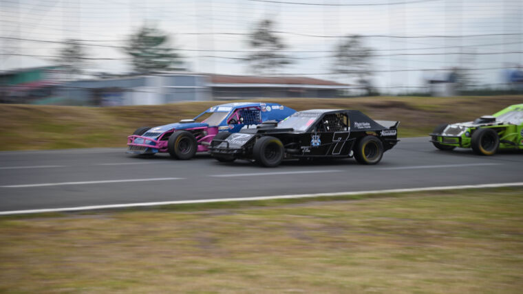 MODIFIEDS DOUBLE DIP AT SPEEDWAY 660 AS SEASON CROSSES HALFWAY POINT THIS WEEKEND