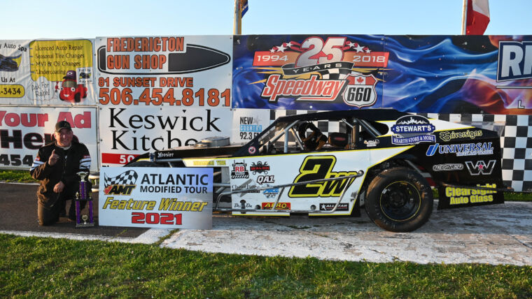 WILSON WINS SECOND STRAIGHT, HOYT ADDS NAME TO MODIFIED TOUR WINNER LIST WITH 660 TRIUMPHS