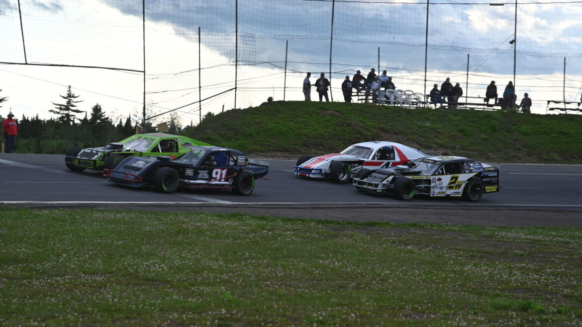 ATLANTIC MODIFIED TOUR BOOKENDS SPEEDWEEKEND 2021 AT SPEEDWAY 660
