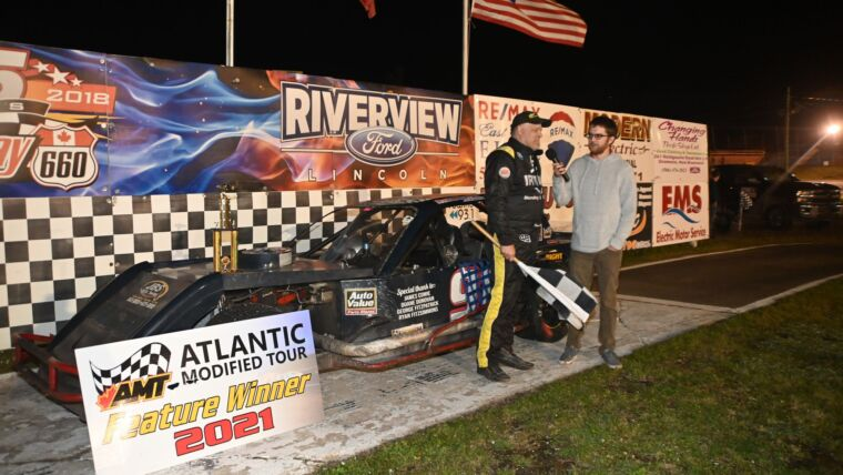MARTIN, O'BLENIS KICK OFF SPEEDWEEKEND WITH FRIDAY VICTORIES